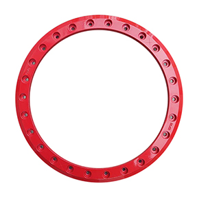 Wheel anti-drop ring