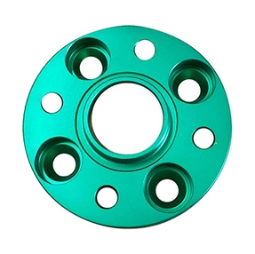 Customized aluminum flange