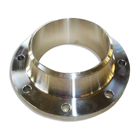 Direct aluminum flange