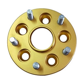 Aluminum flange customization