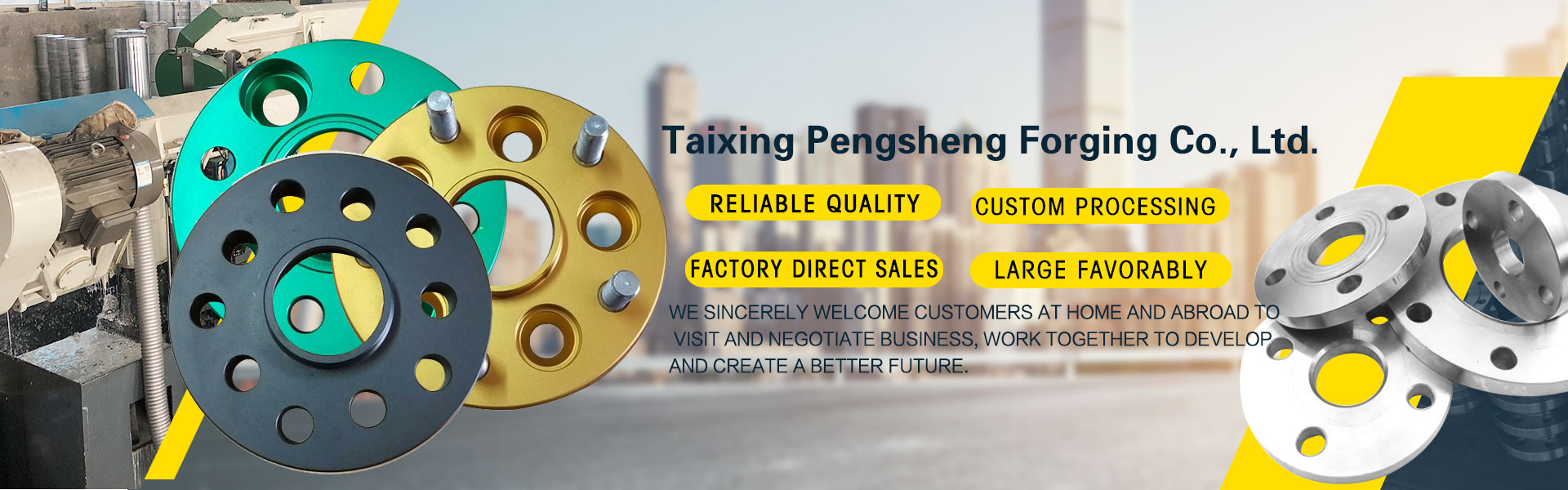 Aluminum forgings manufacturers